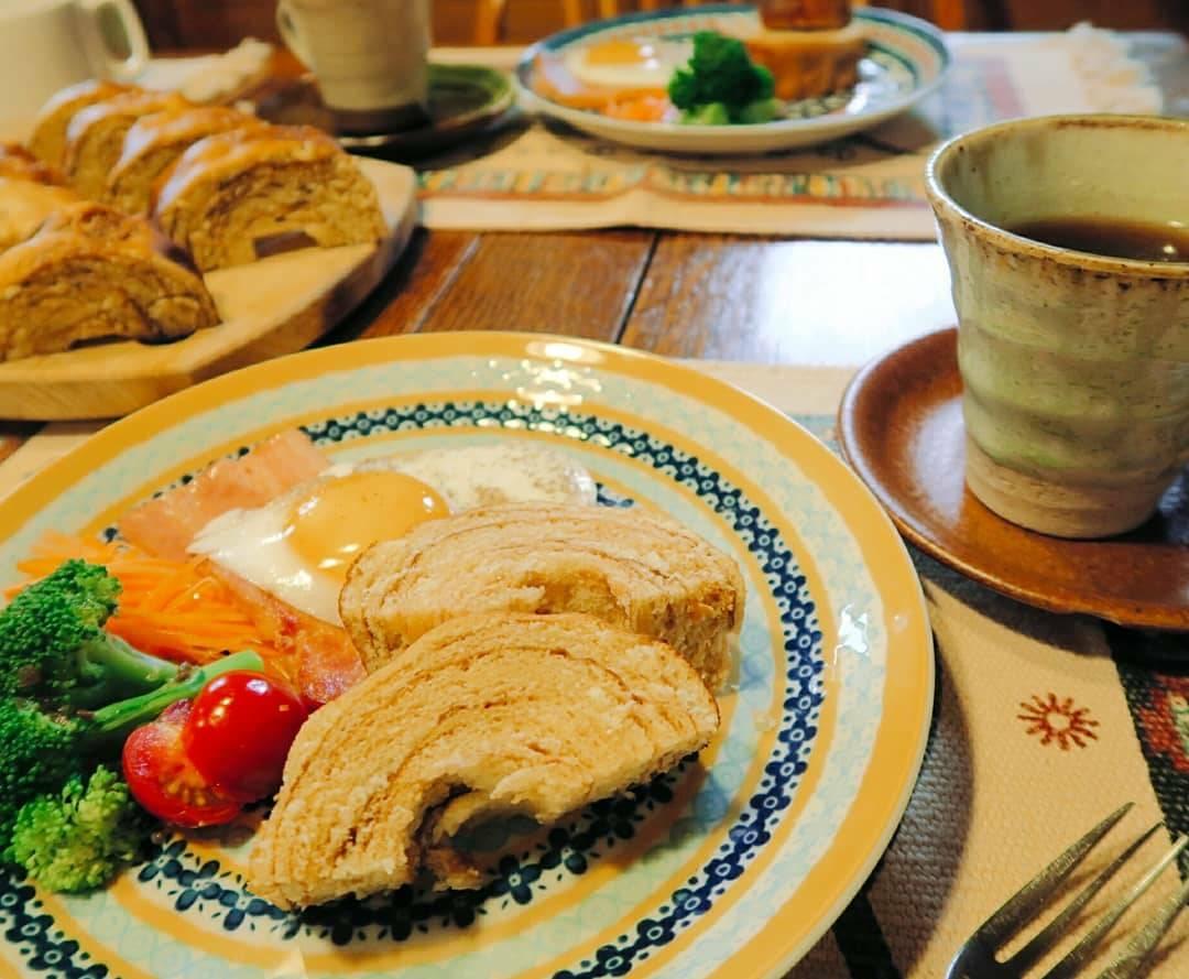 朝 ご飯 キャンプ